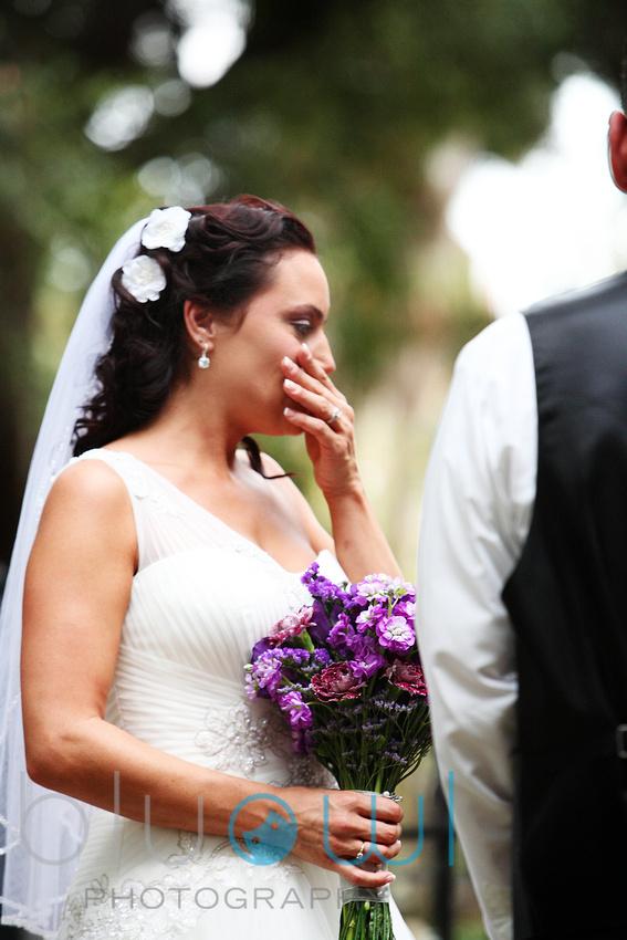 Monterey Square Wedding