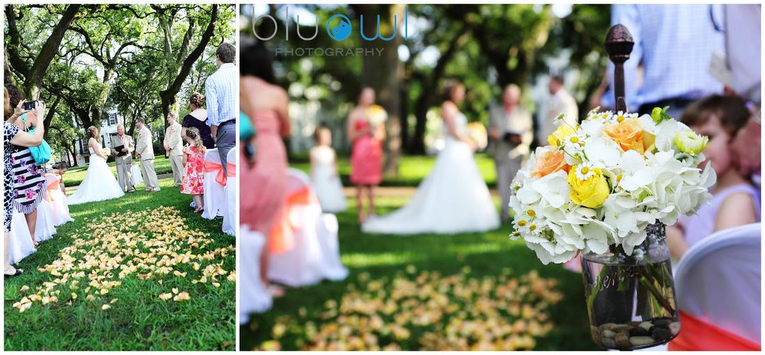 Pulaski Square Wedding