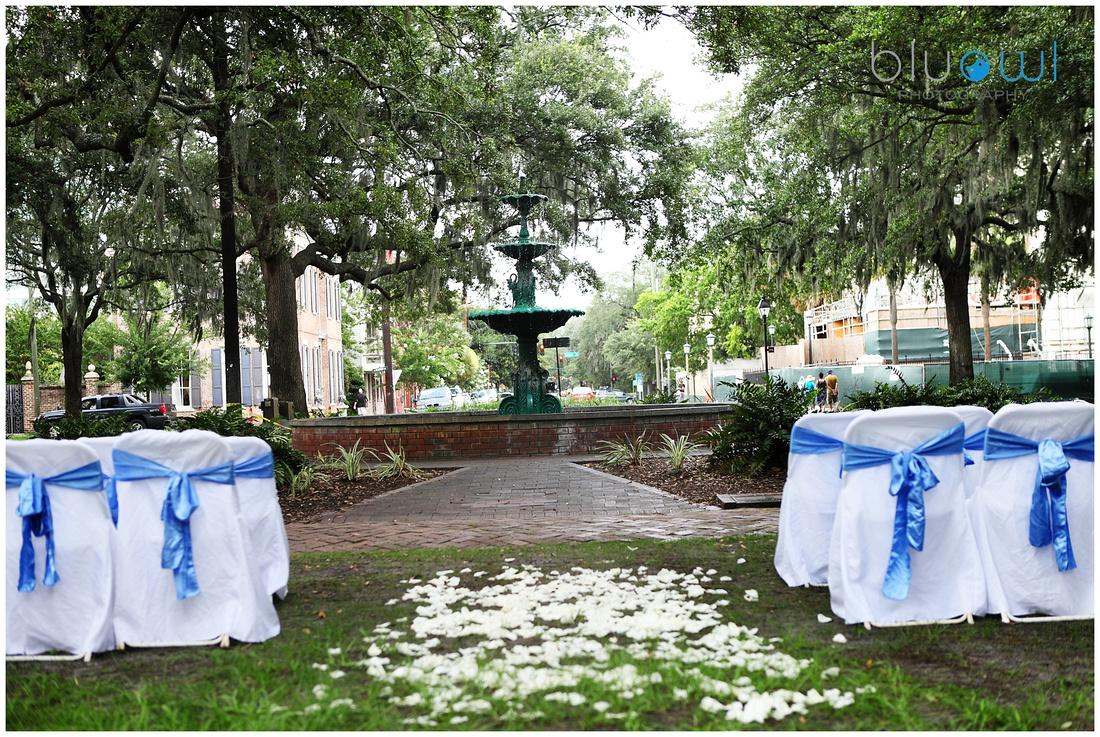 Lafayette Square Wedding