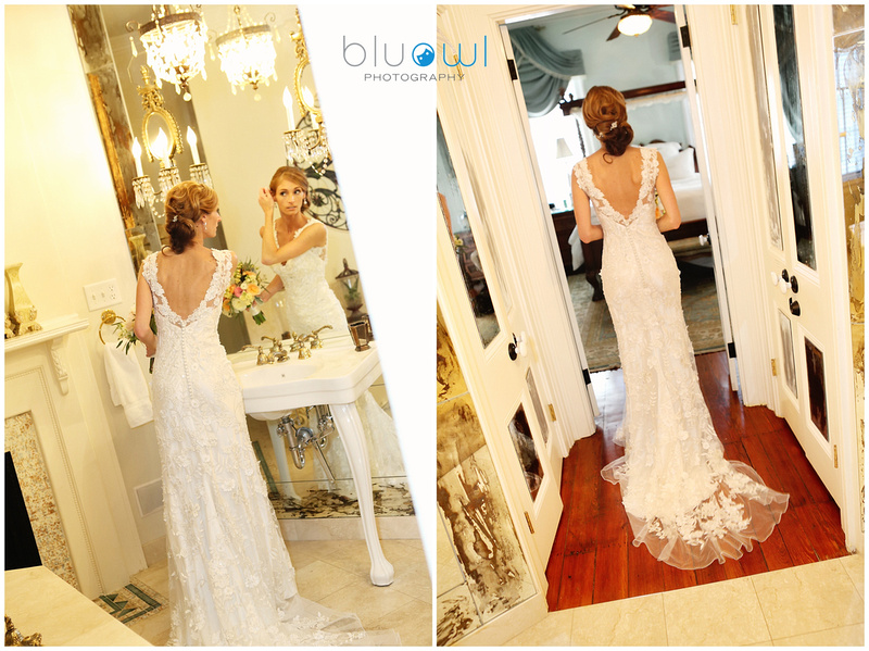Wedding Cake Mansion Bride