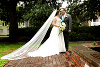 Oct 3 Savannah Wedding - Portraits