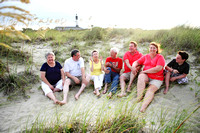 Haralson Family Tybee Portrait 2013