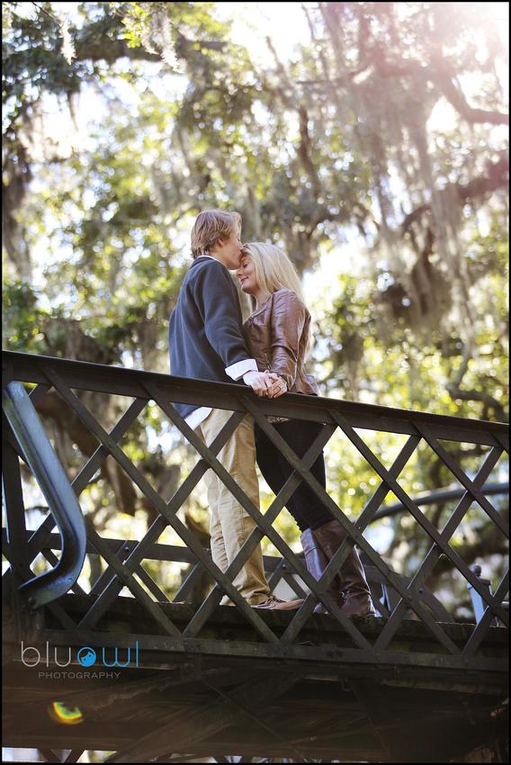 Downtown Savannah Couples session