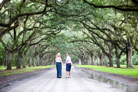 Wormsloe Anniversary Session Sept 5 2014 - Spry