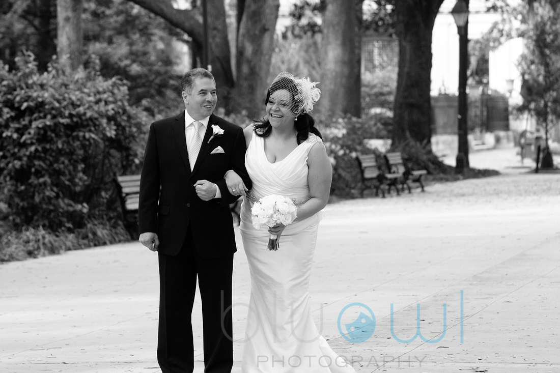 Forsyth Park Wedding