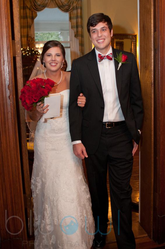 Forsyth Park Inn Wedding