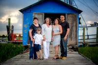 Savannah Tybee Family Portrait June 4
