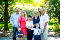 Forsyth Park Family Photography Session - Jones