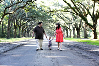 Wormsloe Family Portrait Oct 8 2014 - Jansen