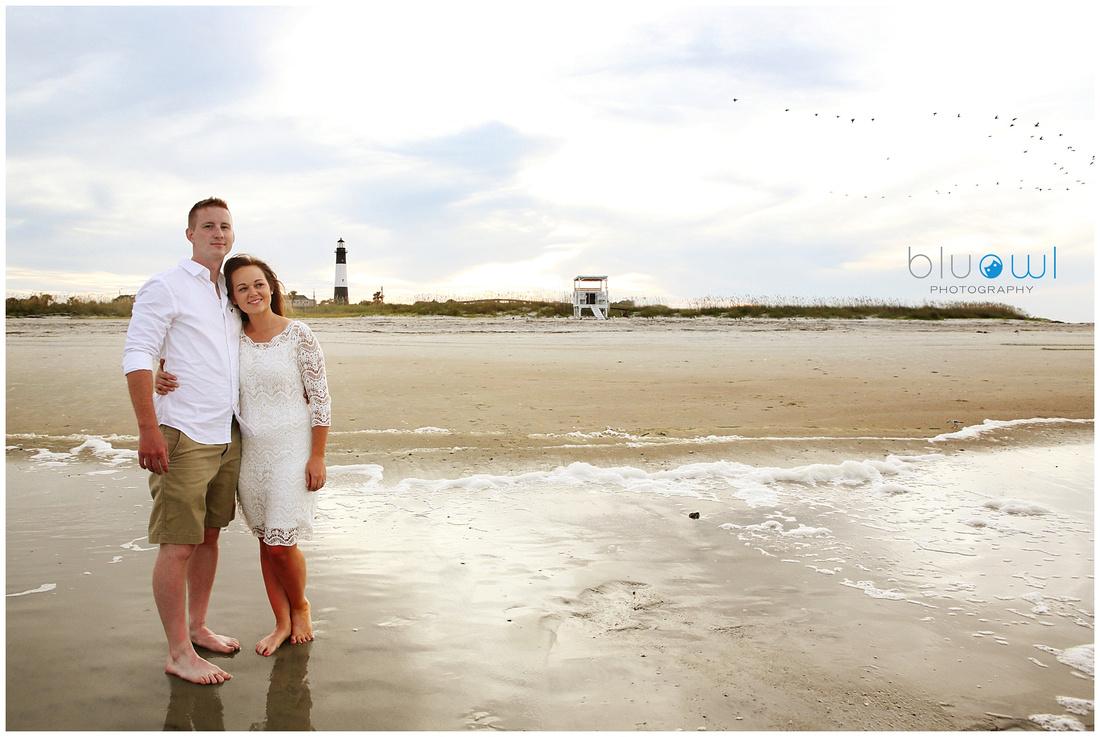 Tybee Island Anniversary