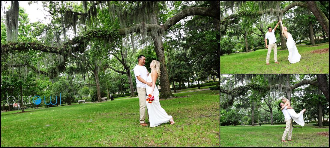 Savannah Anniversary Photo Session