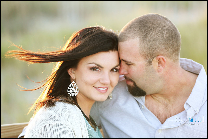 Engagement Session Savannah GA
