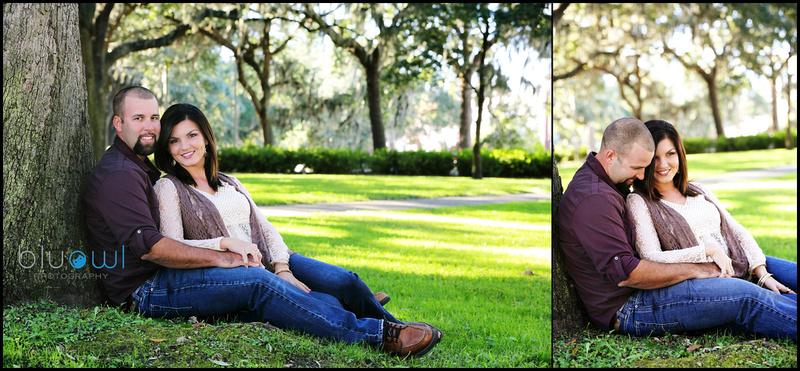 Engagement Session Savannah GA
