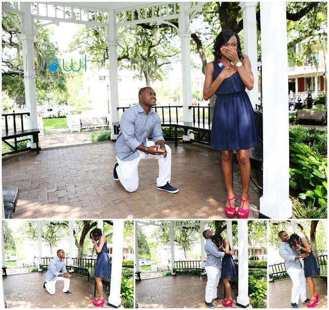 Proposal Savannah GA
